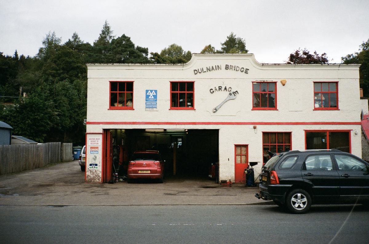 Inverness, Scotland - Derwent Labs