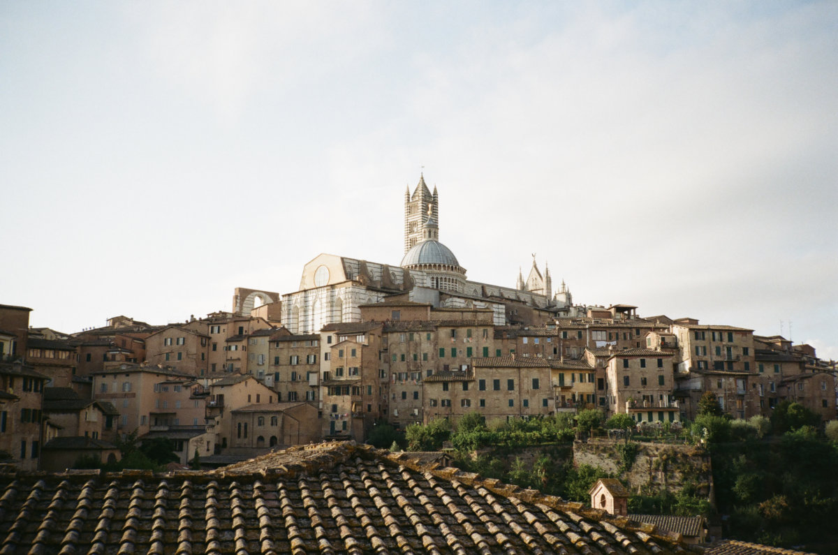 Rome and Siena, Italy - Derwent Labs